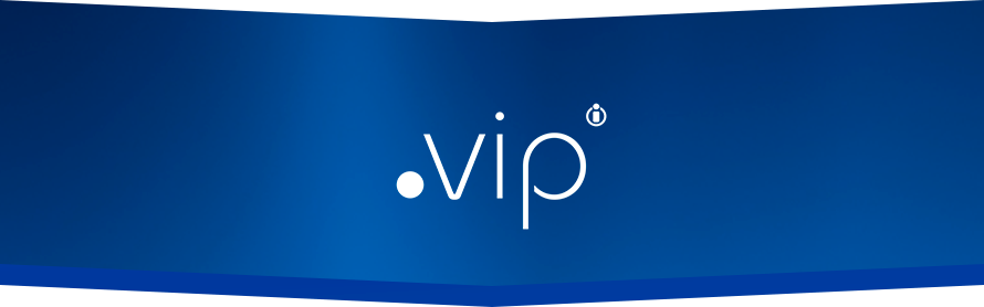 Website for VIP on their own name.